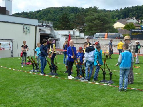 Holzerfäscht Bergdietikon 2016